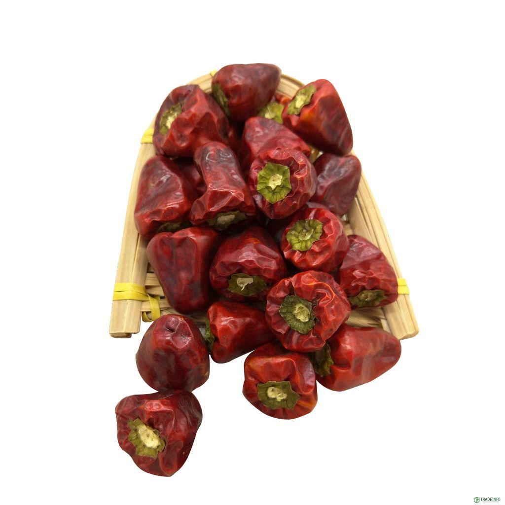 Сушеный болгарский перец