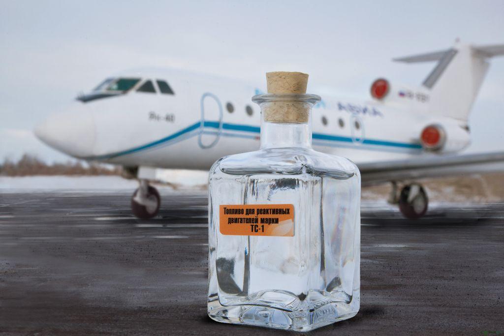 Авиационный керосин
