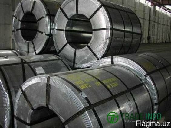 Оцинкованная сталь 0.5-0.6-0.7-0.8-0.9 и д. р видов оптом