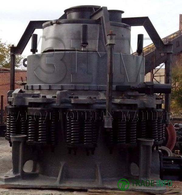 Завод Горных Машин г Орск производит Дробилка конусная КСД/КМД 1200
