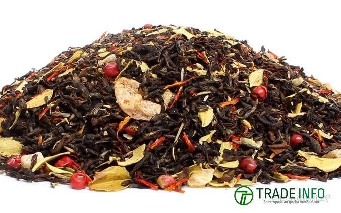 Разные сорты чая