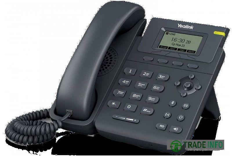 VoIP телефон YEALINK SIP-T19 E2